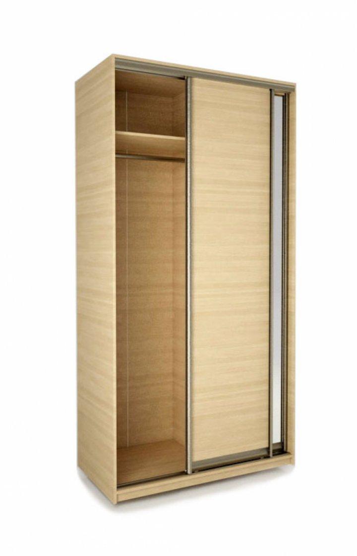 проект встроенного шкафа в прихожей фото